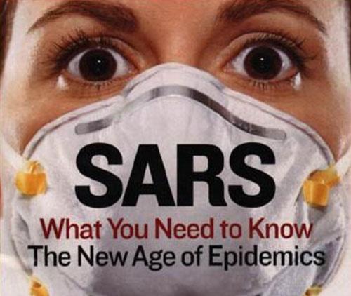 Dịch SARS khiến nhiều người khiếp sợ