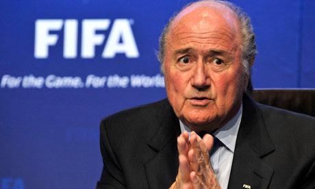 Sepp Blatter –Chủ tịch FIFA từ năm 1998