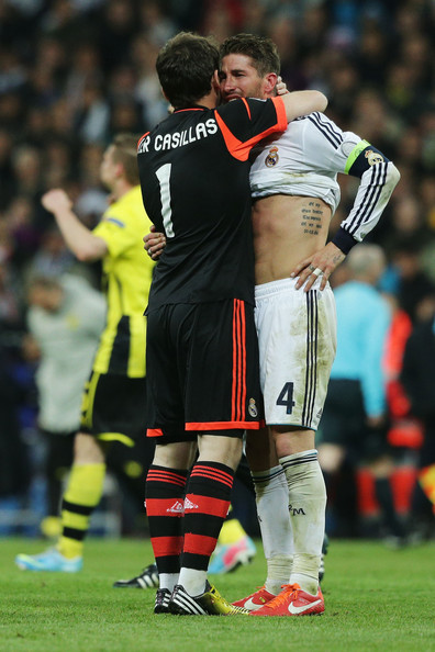 Vị thủ lĩnh tinh thần tại Real Madrid
