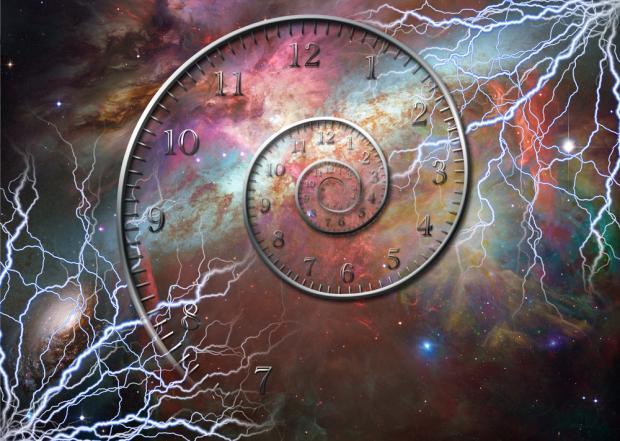 Năm 2271- Các hằng số vật lý lại một lần nữa bị thay đổi.