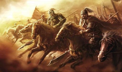 Liên quân Lưu- Tôn truy quét bại binh Tào Tháo