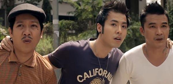 Bộ ba này từng kết hợp trong nhiều MV ca nhạc và nhận được nhiều sự quan tâm của cư dân mạng.