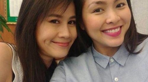Hình ảnh Thân Thúy Hà đăng tải sau khi có tin đồn Hà Tăng đã sinh con.