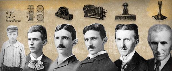 Những phát minh quan trọng trong cuộc đời Tesla