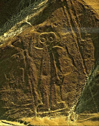 Theo các nhà học thuyết cổ đại, Nazca là công trình nhằm tế lễ các vị thần mang mưa xuống cho người Nazca