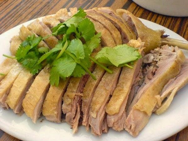 Thịt vịt sạch sẽ thơm ngon