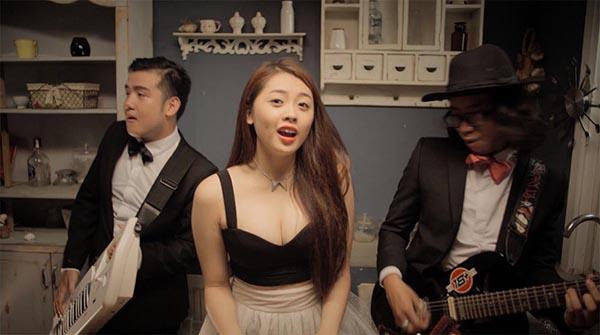 Khánh Tiên hi vọng rằng sản phẩm sẽ nhận được nhiều sự chào đón của khán giả nghe nhạc trong nước.