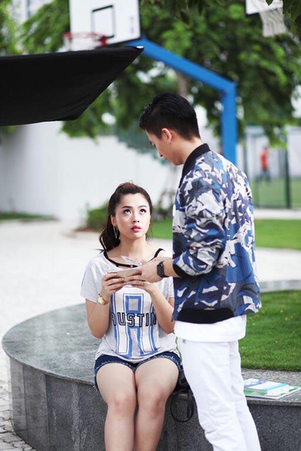 """Cha đẻ của MV """"Crush On You"""" là đạo diễn tài năng Triệu Quang Huy."""