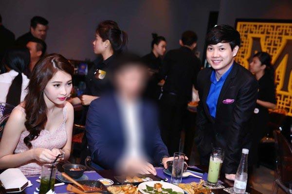 Mới đây, làng giải trí xôn xao với thông tin hoa hậu Đặng Thu Thảo bén duyên với chàng trai có gia thế khủng nhất, nhì TP. HCM.