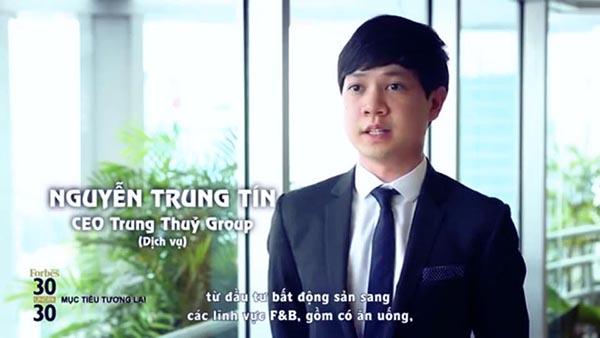 Ngoài ra, gia đình của Tín Nguyễn đang đầu tư chuỗi trạm dừng cao cấp trên trục giao thông nối liền các tỉnh miền Đông, đồng bằng sông Cửu Long với TP. HCM cùng trạm dừng Đà Nẵng.
