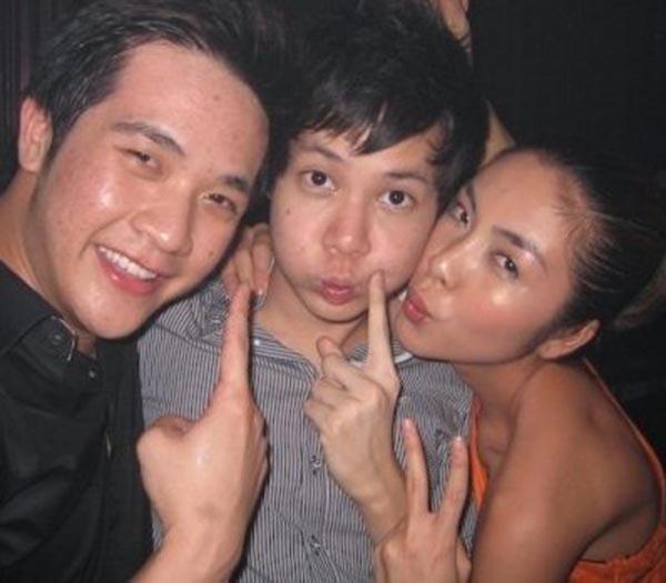 Từ thời Tăng Thanh Hà chưa lập gia đình, Tín Nguyễn thường xuyên gặp gỡ, đi chơi cùng với ngọc nữ của điện ảnh Việt Nam.