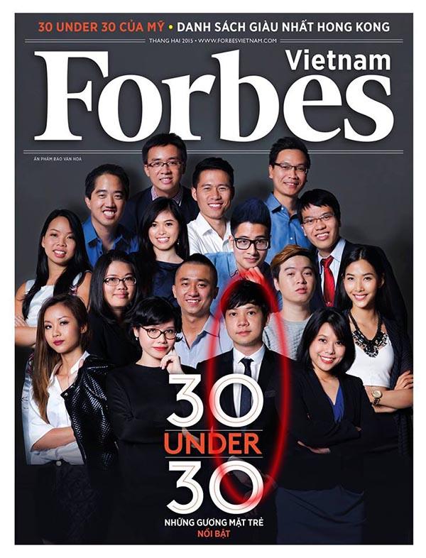 Với thành tích đáng nể ở tuổi 28, Tín Nguyễn có mặt trong Top 30 người trẻ thành đạt trong cuộc bình chọn của Forbes Việt Nam.