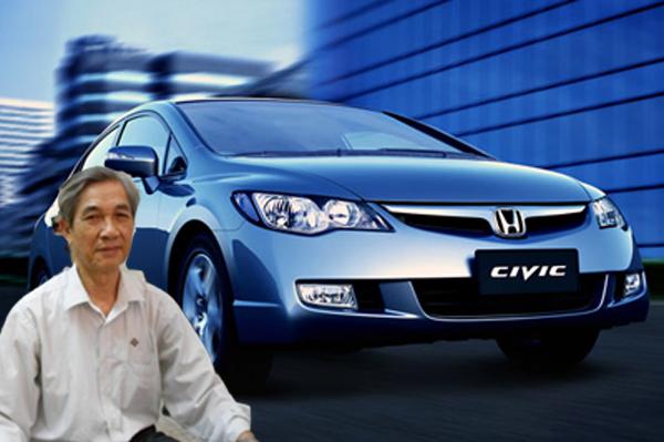 Theo ông Liên, không nên biến giấc mơ ô tô của người giàu thành giấc mơ chung của đại đa số người Việt.