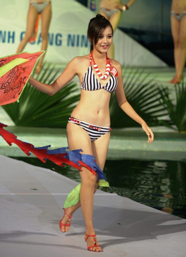 Dù chỉ dừng bước ở Top 20, nhưng Lê Thu Huyền Trang vẫn để lại nhiều ấn tượng tốt đẹp cho khán giả trong đêm trình diễn cuối cùng.