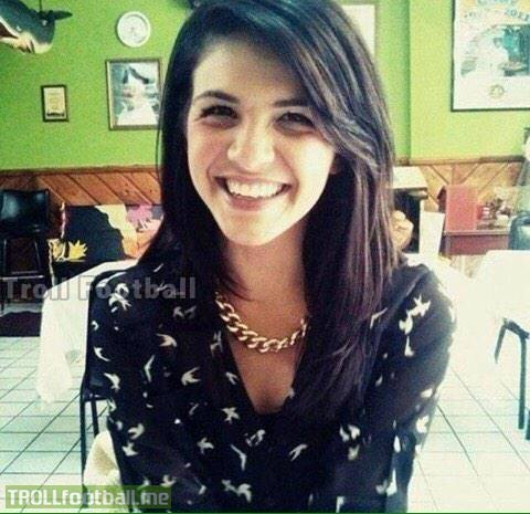 Alexis Sanchez phiên bản nữ