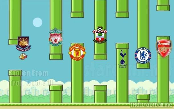 Flappy bird kiểu West Ham