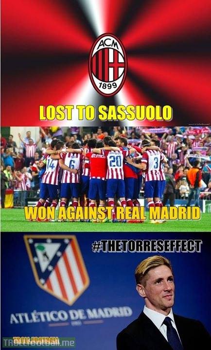 Hiệu ứng Torres là đây