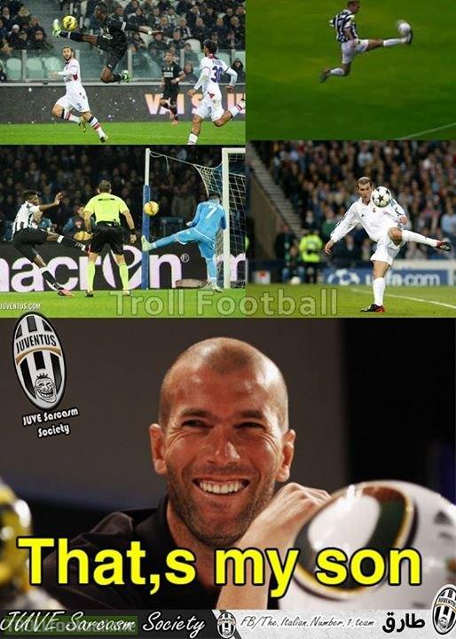 Zidane cũng khen Pogba