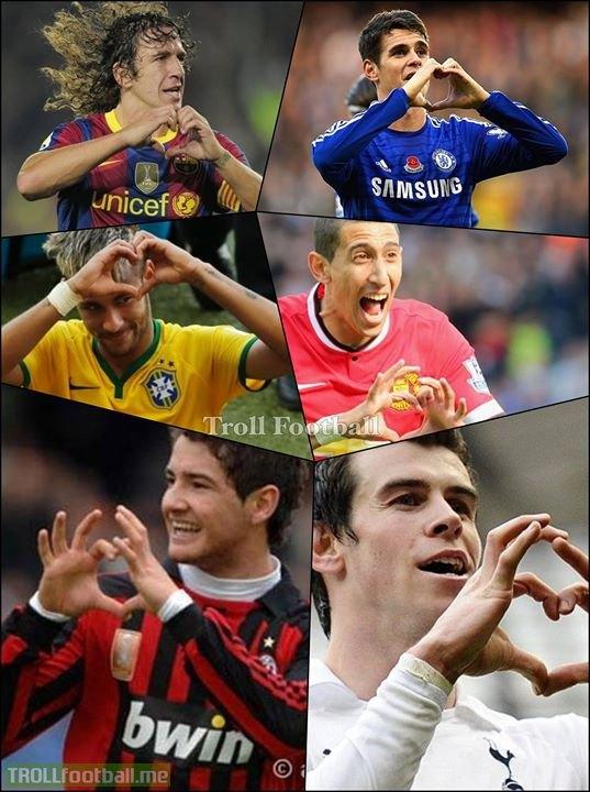 Trái tim nào đẹp nhất?