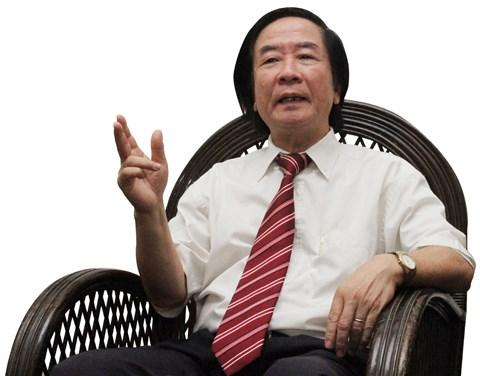 TS Nguyễn Xuân Thủy khuyến cáo về việc lựa chọn tàu điện Trung Quốc