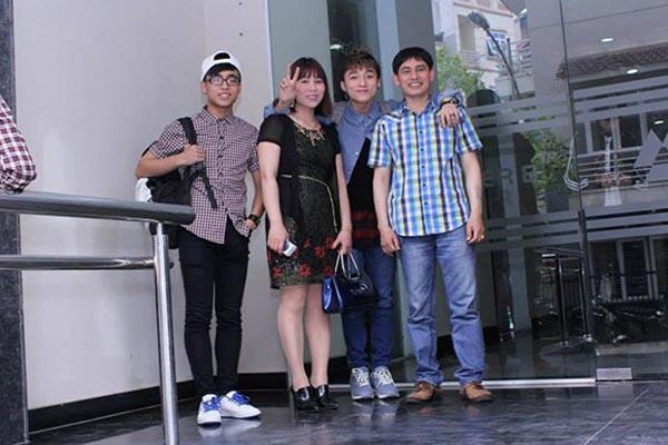 Gia đình Sơn Tùng M-TP.