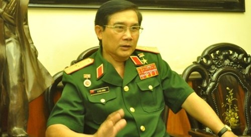 Thiếu tướng Lê Mã Lương (Ảnh: Kienthuc)