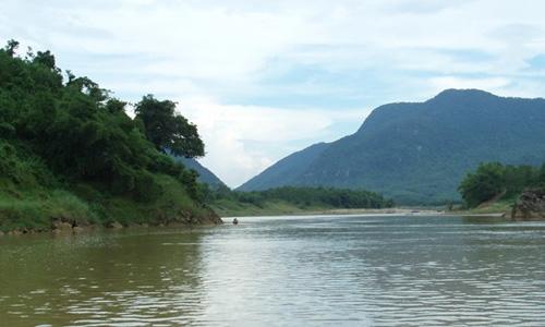 Sông Thu Bồn - nơi bức tượng phật không đầu 3 lần sa lưới ngư dân.