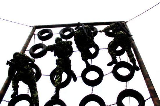 Một bài tập của lính đặc nhiệm