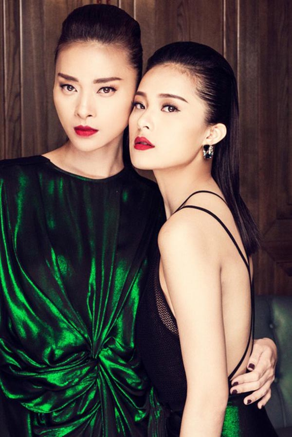 Thời gian qua, Phạm Hạ Vi được nhiều người quan tâm khi cô được đả nữ Ngô Thanh Vân lựa chọn đóng vai chính trong dự án phim Tấm Cám.