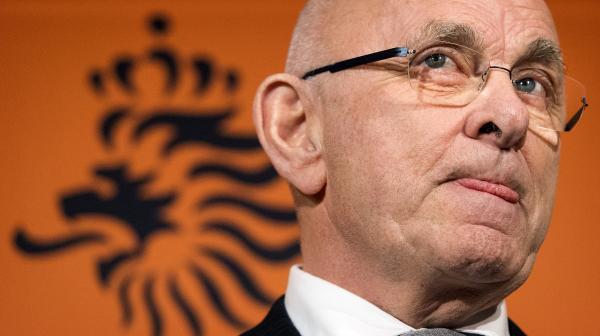 Michael Van Praag – Chủ tịch FA Hà Lan, thành viên UEFA ExCo