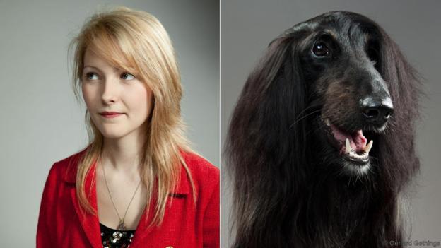 Người nhiều tóc thường thích những con chó rậm lông.