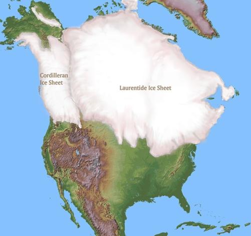 Dải băng Laurentide ở vịnh Hudson