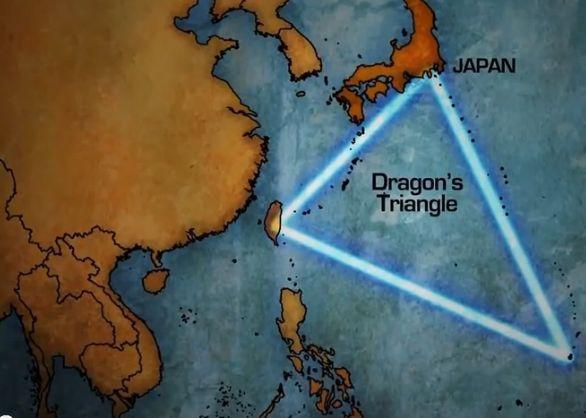 Vùng biển Tam giác Rồng