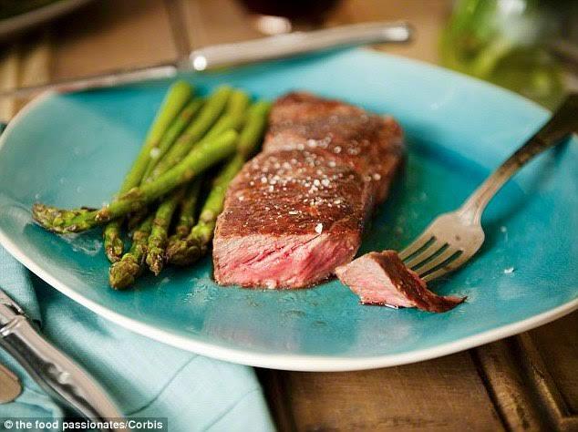 Thịt đỏ được cho là có nguy cơ gây ung thư cao.