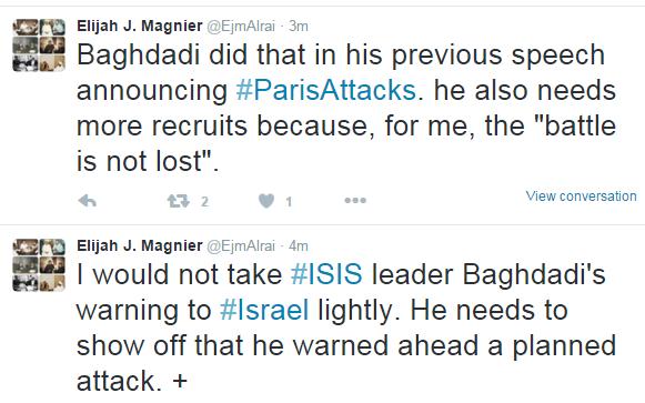 Phân tích của ông Magnier trên Twitter cá nhân.