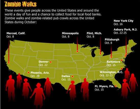 Bản đồ Zombie