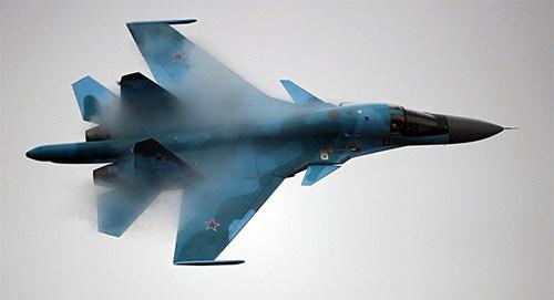 Máy bay tiêm kích-bom Su-34