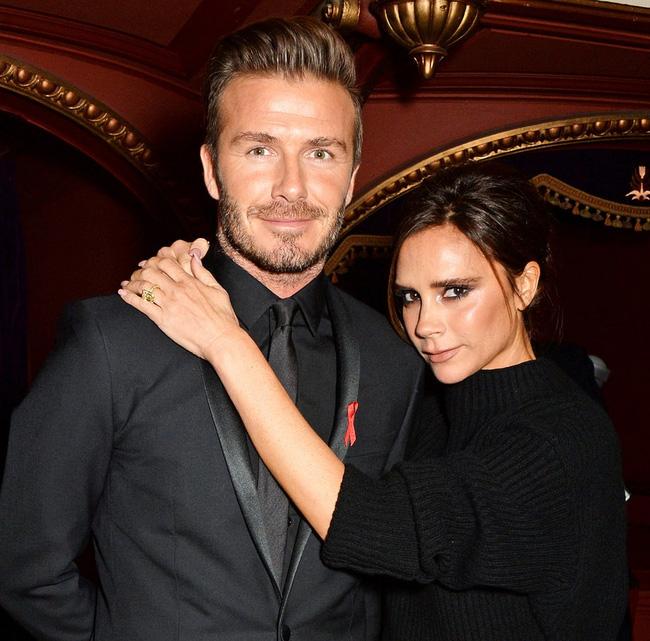 Vợ chồng Beckham vẫn sống hạnh phúc sau gần 20 năm.