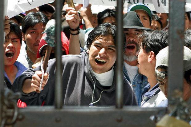 Nhà tù San Pedro ở Bolivia được mệnh danh là nhà tù nguy hiểm nhất thế giới.