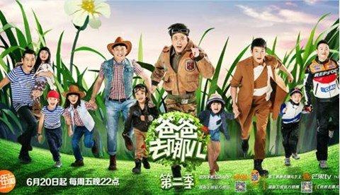 Show truyền hình thực tế có sự tham gia của con các sao Hoa ngữ đang bị cấm tại Trung Quốc