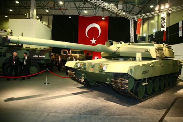 Xe tăng Altay
