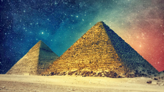 Hạt vũ trụ có thể tiết lộ cách mà kim tự tháp được xây dựng