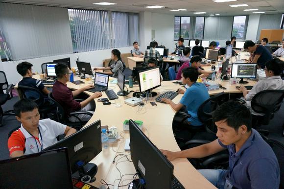 Nhân lực công nghệ thông tin của Việt Nam luôn được các nhà đầu tư ngoại đánh giá cao.