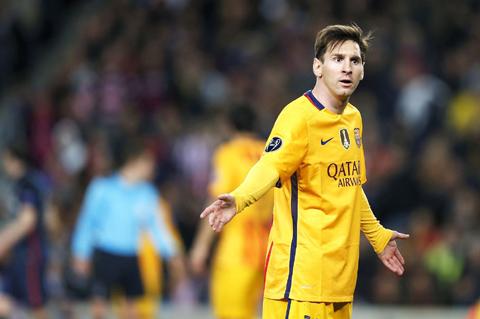 Sự nghiệp Messi đang bị ảnh hưởng bởi nhửng rắc rối với pháp luật.