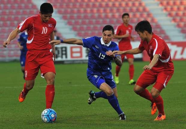 U23 Thái Lan đã có trận đấu rất hay với U23 Triều Tiên.