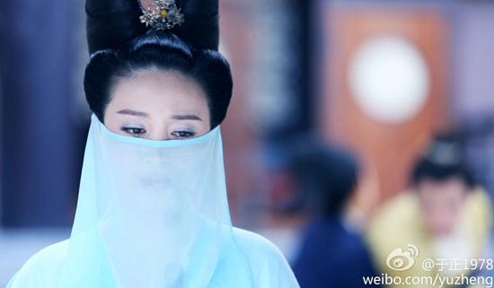 Người xem vẫn dễ dàng nhận ra vẻ u sầu trên khuôn mặt của Vĩnh Ninh (Viên San San) trong Chế tạo mỹ nhân.