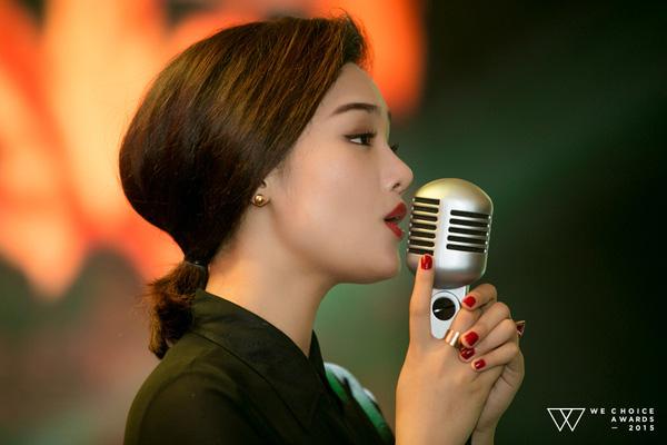 Miu Lê sẽ thể hiện một ca khúc nhạc phim ngọt ngào, được nhiều khán giả yêu thích trong thời gian gần đây