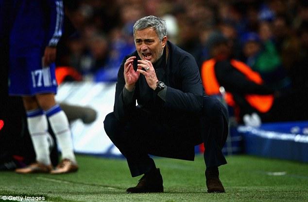 Mourinho có lẽ cũng tuyệt vọng.