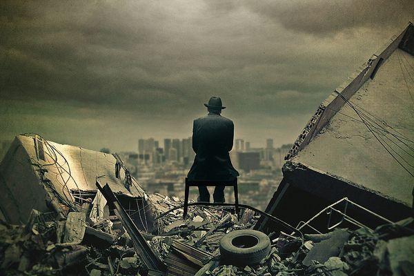 Con người bỗng biến mất