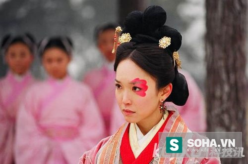 Mặc dù sở hữu dung mạo không xinh đẹp, nhưng Hoàng Nguyệt Anh là kỳ nữ nổi danh tài giỏi lúc bấy giờ. (Ảnh minh họa).